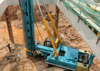 TH-50 Hydraulic Piling Machine Construction Equipment With High Efficiency