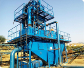Slurry 500m3/H Desander Machine For Piling Fundation